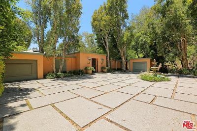Single Family Home For Sale: 1129 Miradero Road