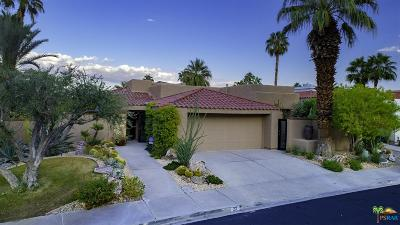 Rancho Mirage Single Family Home For Sale: 22 Cresta Verde Drive