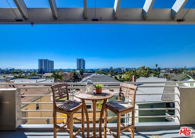 Santa Monica Condo/Townhouse For Sale: 311 Hill Street #4