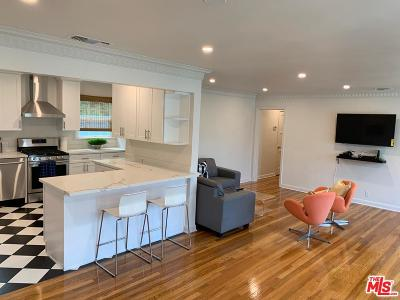 Beverly Hills Rental For Rent: 405 Shirley Place #407 1/2