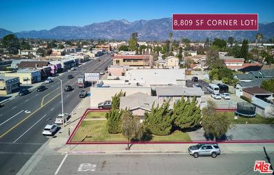 San Gabriel Single Family Home Active Under Contract: 1046 South San Gabriel