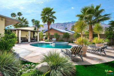 Palm Springs Single Family Home Active Under Contract: 550 East Miraleste Court