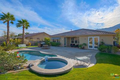 Palm Springs Single Family Home Active Under Contract: 1380 Esperanza Trails