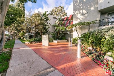 Culver City Condo/Townhouse For Sale: 4900 Overland Avenue #101