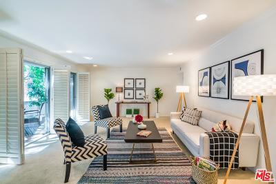 Santa Monica Condo/Townhouse Active Under Contract: 516 San Vicente Boulevard #205