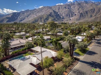 Palm Springs Single Family Home For Sale: 825 East Chia Road