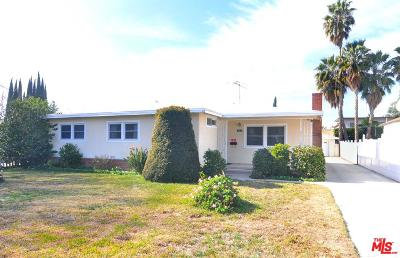 Reseda Single Family Home Active Under Contract: 7517 Darby Avenue