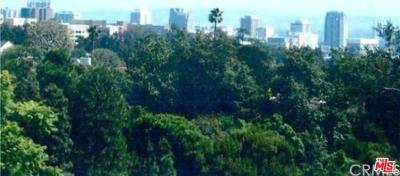 Bel Air Residential Lots & Land For Sale: 3901 Beverly Glen Blvd