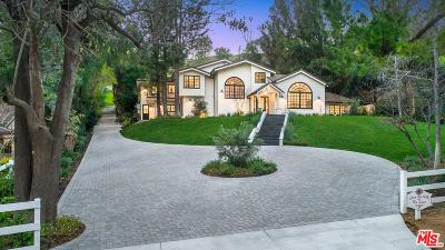 Hidden Hills Single Family Home For Sale: 5403 Jed Smith Road