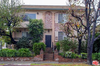 Condo/Townhouse For Sale: 11867 Idaho Avenue #3