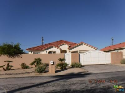 Desert Hot Springs Single Family Home For Sale: 16215 Avenida Descanso