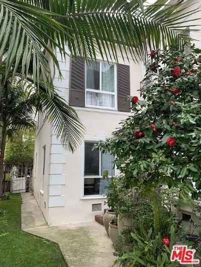 Beverly Hills Rental For Rent: 9372 West Olympic