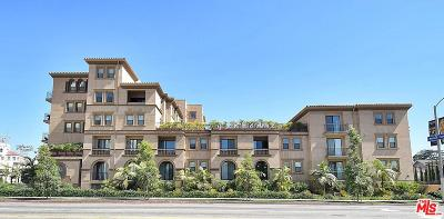 Hancock Park-Wilshire (C18) Condo/Townhouse For Sale: 4180 Wilshire #PH-1