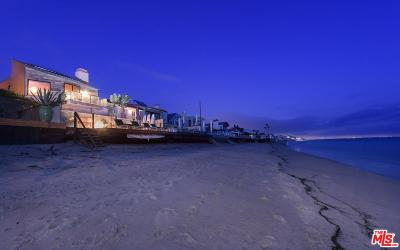 Malibu Single Family Home For Sale: 23768 Malibu Road