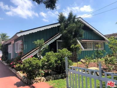 Inglewood Residential Income For Sale: 3209 West 110th Street