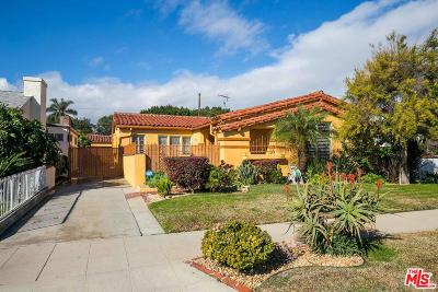 Los Angeles CA Single Family Home For Sale: $865,000