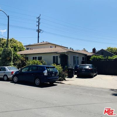 Los Angeles County Residential Income For Sale: 1134 Marco Place