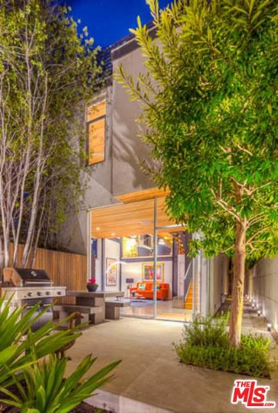 Los Angeles County Single Family Home For Sale: 2337 Abbot Kinney Boulevard