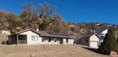 Tehachapi Single Family Home For Sale: 24355 Palomino Way
