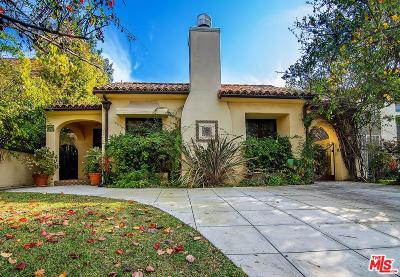 Beverly Hills Single Family Home For Sale: 466 South Almont Drive