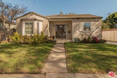 Los Angeles County Single Family Home For Sale: 4110 Minerva Avenue