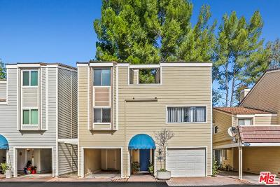 Westlake Village Condo/Townhouse For Sale: 1222 South Westlake #E