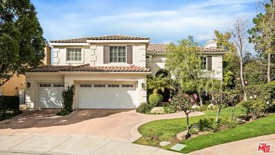 Calabasas CA Single Family Home Active Under Contract: $1,895,000