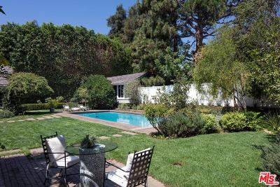 Pacific Palisades Single Family Home For Sale: 13565 D Este Drive