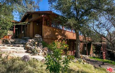 Agoura Hills Single Family Home For Sale: 2375 Laguna Circle Drive