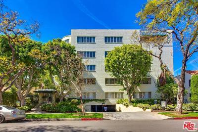 Beverly Hills Rental For Rent: 339 Oakhurst Drive #202