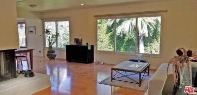 Los Angeles Single Family Home For Sale: 1150 South Carmelina Avenue
