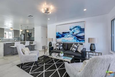 Palm Springs Single Family Home For Sale: 2243 East Hudson Road