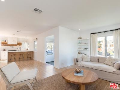Los Angeles Single Family Home Active Under Contract: 8512 Flight Ave