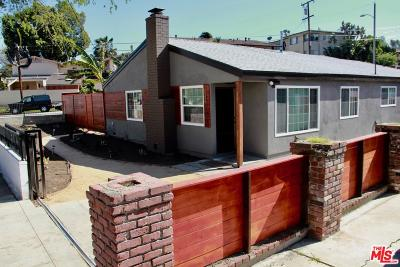 Inglewood Single Family Home For Sale: 844 Glenway Drive