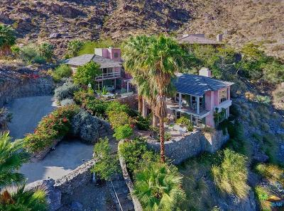 Palm Springs Single Family Home For Sale: 252 Ridge Road