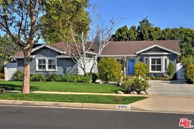 Northridge Single Family Home For Sale: 9160 Whitaker Avenue