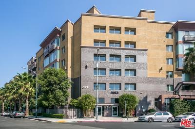 Condo/Townhouse For Sale: 629 Traction Avenue #255