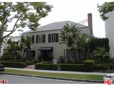 Beverly Hills Rental For Rent: 212 Rexford Drive #A