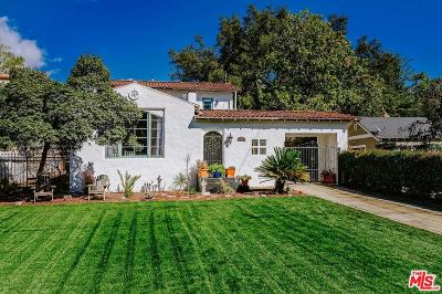 Altadena Single Family Home For Sale: 157 East Altadena Drive
