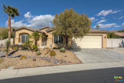 Desert Hot Springs Single Family Home For Sale: 64342 Eagle Mountain Avenue