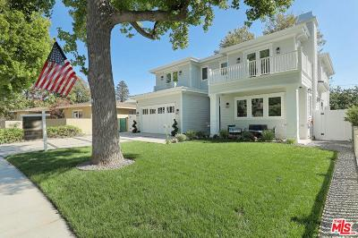 Single Family Home For Sale: 7835 Henefer Avenue