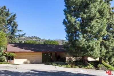 Glendale Single Family Home For Sale: 1550 Parway Drive