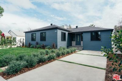 Encino Single Family Home For Sale: 5924 White Oak Avenue