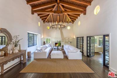 Beverly Hills Rental For Rent: 1109 San Ysidro Drive