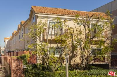 Sherman Oaks Condo/Townhouse For Sale: 14249 Dickens Street #103