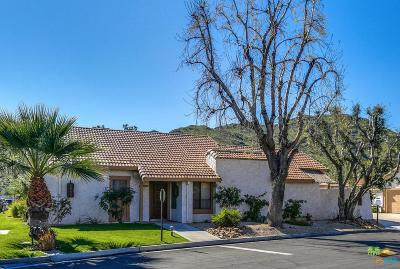 Palm Springs Condo/Townhouse For Sale: 2530 Miramonte Circle #F