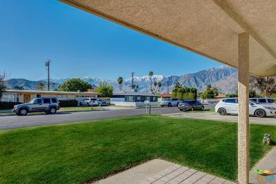 Palm Springs Single Family Home For Sale: 4234 East Calle San Raphael