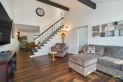 Palm Springs Condo/Townhouse Active Under Contract: 6150 Montecito Drive #7