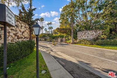Los Angeles County Condo/Townhouse For Sale: 285 South Barrington Avenue #G1