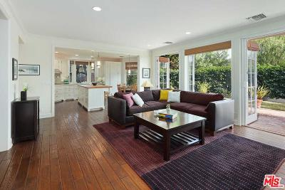 Pacific Palisades Single Family Home For Sale: 686 Hampden Place
